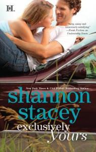 Review: Exclusively Yours (The Kowalski Family #1) by Shannon Stacey